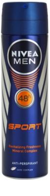 Nivea Men Sport deodorant ve spreji