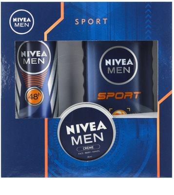Nivea Men Sport coffret II.