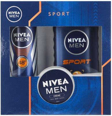 Nivea Men Sport set cosmetice II.
