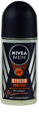 Nivea Men Stress Protect antitranspirante roll-on para hombre 2