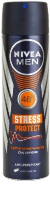 Nivea Men Stress Protect antyprespirant w sprayu dla mężczyzn
