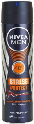 Nivea Men Stress Protect spray anti-perspirant pentru barbati