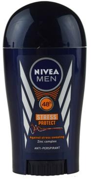 Nivea Men Stress Protect антиперспірант для чоловіків
