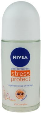 Nivea Stress Protect рол- он против изпотяване