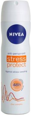 Nivea Stress Protect antitranspirante en spray