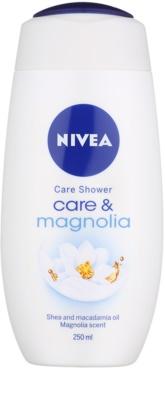 Nivea Supreme Touch crema de ducha
