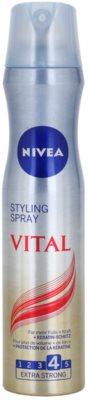 Nivea Vital Haarlack mit extra starker Fixierung