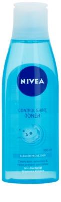 Nivea Visage Pure Effect почистващ тоник