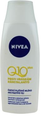 Nivea Visage Q10 Plus lapte de curatare antirid