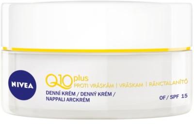 Nivea Visage Q10 Plus dnevna krema za normalno do suho kožo