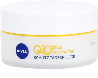 Nivea Visage Q10 Plus crema de día protectora  antiarrugas
