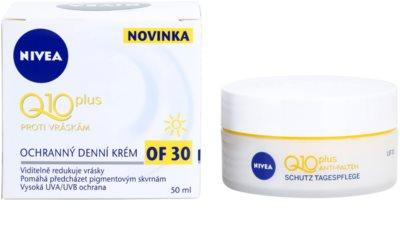 Nivea Visage Q10 Plus creme protetor de dia antirrugas 1