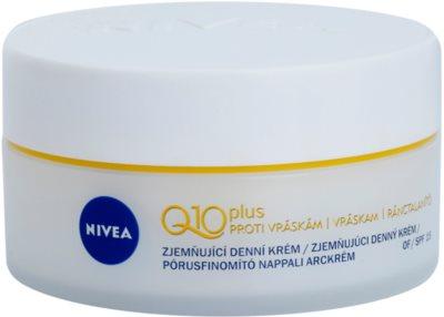 Nivea Visage Q10 Plus krem na dzień do skóry mieszanej