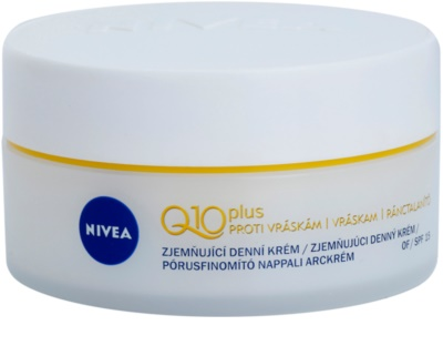 Nivea Visage Q10 Plus nappali krém kombinált bőrre