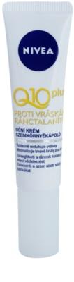 Nivea Visage Q10 Plus крем для шкіри навколо очей проти зморшок