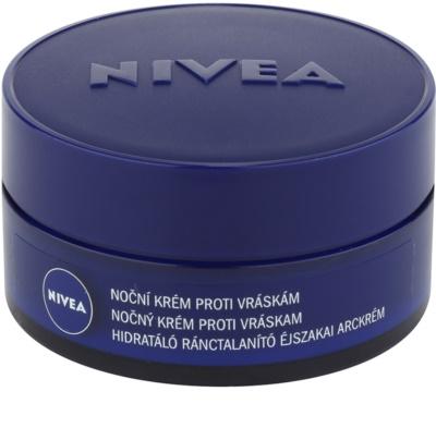 Nivea Visage зволожуючий нічний крем проти зморшок