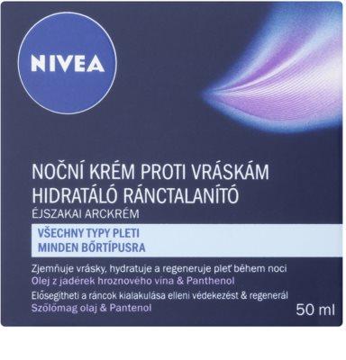 Nivea Visage hydratační noční krém proti vráskám 2