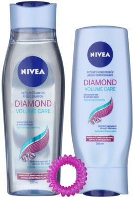 Nivea Diamond Volume Care Kosmetik-Set  I.