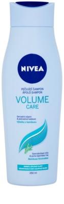 Nivea Volume Sensation champú para aumentar volumen