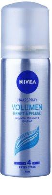 Nivea Volume Sensation laca de cabelo para aumentar o volume