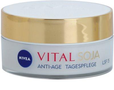 Nivea Visage Vital Multi Active денний крем проти зморшок