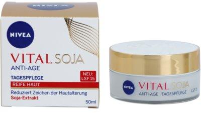 Nivea Visage Vital Multi Active denní krém proti vráskám 1