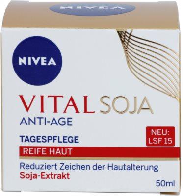 Nivea Visage Vital Multi Active denní krém proti vráskám 2