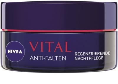 Nivea Visage Vital regenerierende Nachtcreme für reife Haut