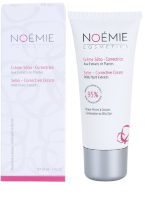 Noémie Cosmetics Care pleťový krém na regulaci kožního mazu 1