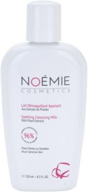 Noémie Cosmetics Cleansing pomirjajoče čistilno mleko za suho in občutljivo kožo
