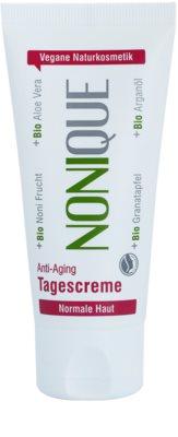 Nonique Anti-Aging Tagescreme gegen die Alterung