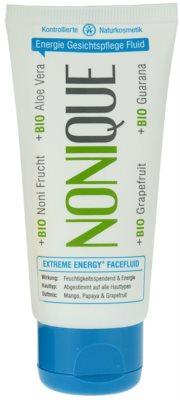 Nonique Extreme Energy Haut Emulsion mit feuchtigkeitsspendender Wirkung
