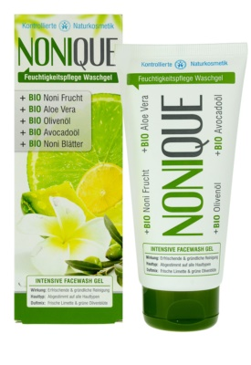 Nonique Hydration gel limpiador 1