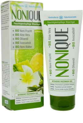 Nonique Hydration gel limpiador 2