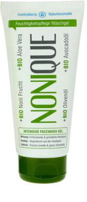 Nonique Hydration gel limpiador