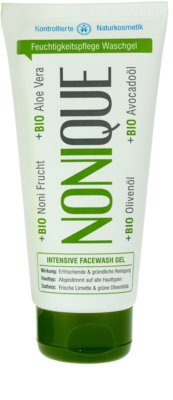 Nonique Hydration очищуючий гель