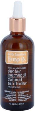 North American Hemp Co. Repair cuidado regenerador para cabelo seco a danificado