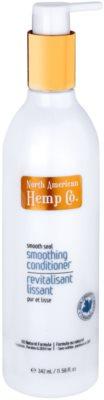 North American Hemp Co. Smooth acondicionador para alisar el cabello