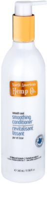 North American Hemp Co. Smooth condicionador para alisamento de cabelo