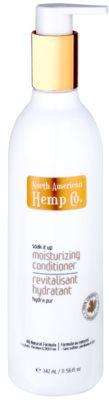 North American Hemp Co. Soak It Up acondicionador hidratante  para cabello seco y delicado