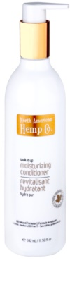 North American Hemp Co. Soak It Up balsam hidratant pentru par uscat si fragil