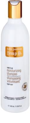 North American Hemp Co. Soak It Up champô hidratante  para cabelo seco
