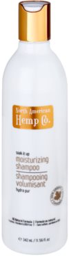 North American Hemp Co. Soak It Up hydratisierendes Shampoo für trockenes Haar