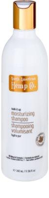 North American Hemp Co. Soak It Up vlažilni šampon za suhe lase