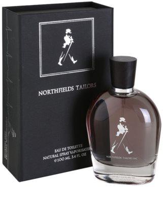 Northfields Tailors Pour Homme Eau de Toilette para homens 1