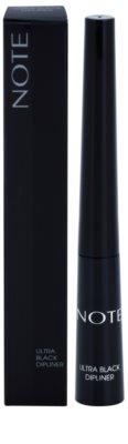NOTE Cosmetics Dipliner течни очни линии 2