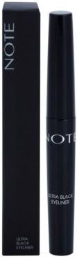 NOTE Cosmetics Eyeliner delineador líquido 2