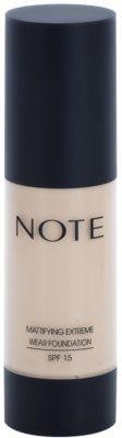 NOTE Cosmetics Mattifying Extreme base matificante SPF 15