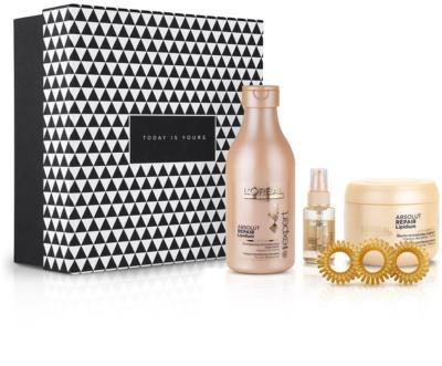 Notino Nadaj włosom nowy wymiar intensywno- odżywcza pielęgnacja do włosów suchych i zniszczonych