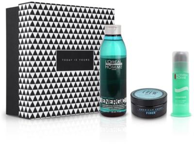 Notino Nekonečná energia Komplexná starostlivosť pre mužov na vlasy a pleť